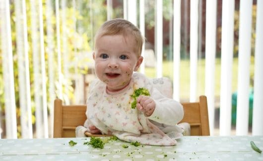 Montessori high chairs that are alternatives to weaning tables