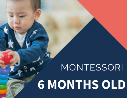 montessori 6 months old