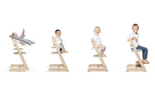 Montessori high chair