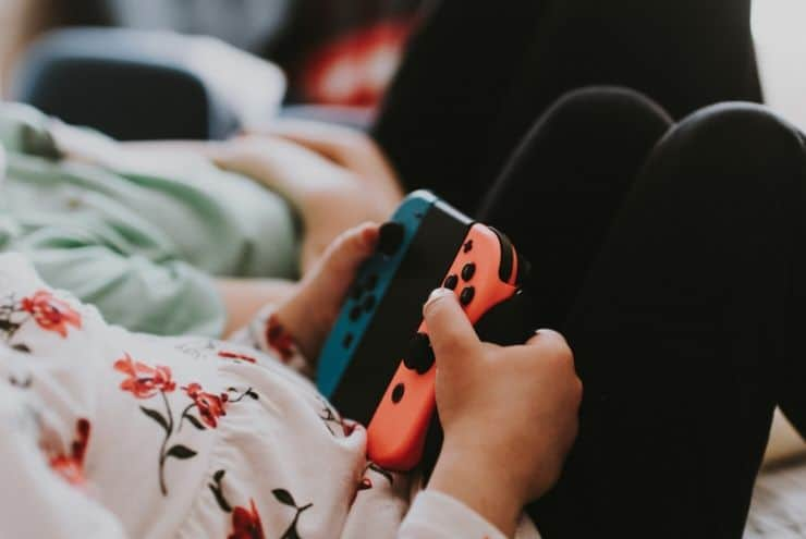 avoid raising lazy kids, kids playing video games all the time