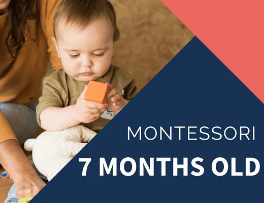 montessori 7 months old