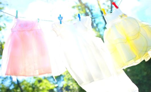 ways to be organized mom with laundry