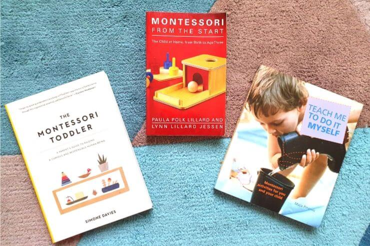 most useful montessori books for parents with reviews