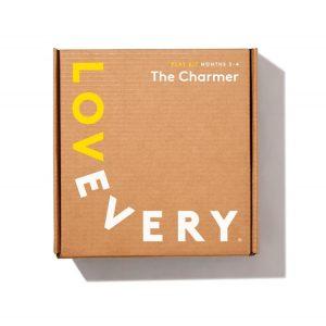 lovery the charmer montessori aligned kit of montessori baby toys